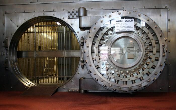 Bank Vault - Individual 401k