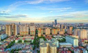 Hanoi's Rapid Growth