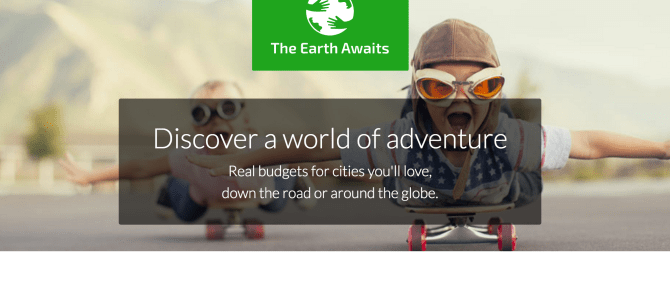 The Earth Awaits: Retire On Any Budget