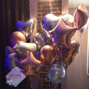 Комплект шаров для девичника