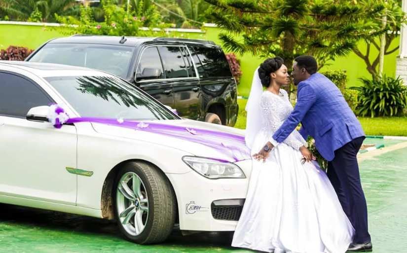 Joshua Mike Bamiloye wedding pictures