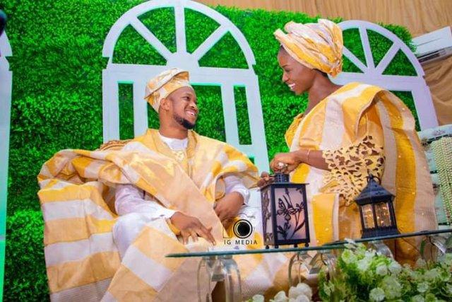 Traditional wedding of Darasimi Mike Bamiloye and Lawrence Oyor
