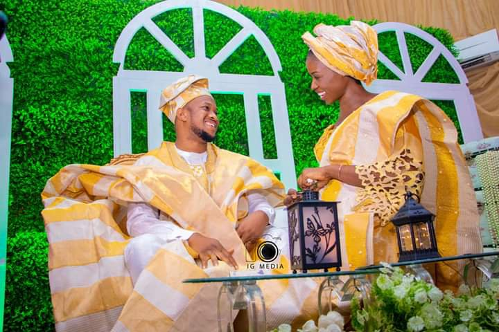 Traditional wedding of Darasimi Mike Bamiloye and Lawrence Oyor
