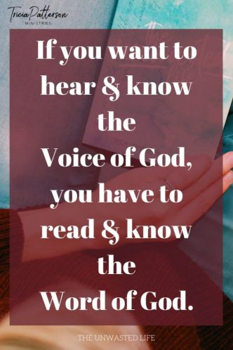 This is how to start hearing God's voice for your life