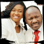 Apostle Johnson Suleman and wife, Lizzy Johnson Suleman