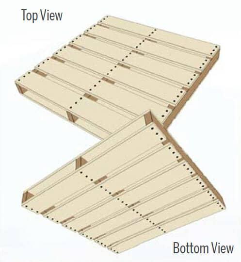 Standard Reversible Pallet