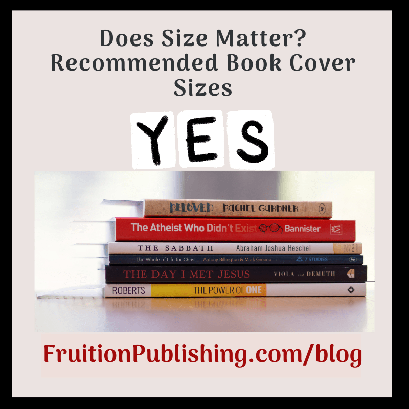 Does Size Matter? The truth about Book Covers.