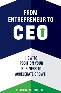 From enterprenuer to CEO