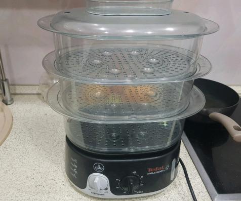 Пароварка значительно упрощает приготовление горохового супа