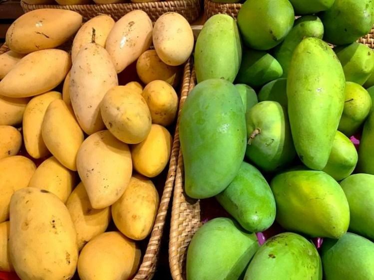 Разновидности манго