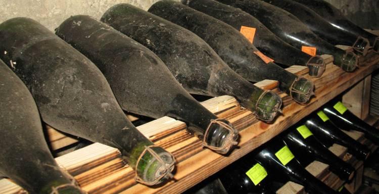 Хранение вишневого вина