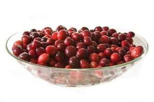 Cranberries Fruit facts
