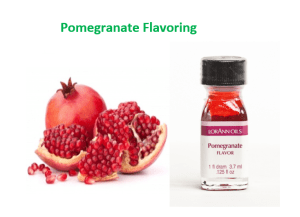 Pomegranate Flavoring