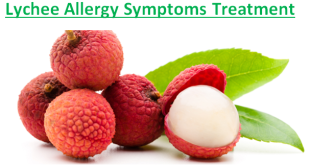Lychee Allergy Symptoms Treatment