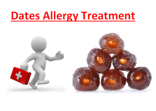 Dates Allergy Treatment