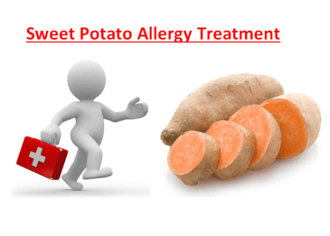 Sweet Potato Allergy Treatment