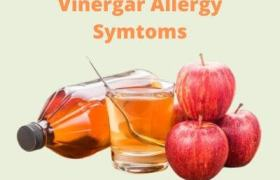 Vinergar Allergy Symtoms