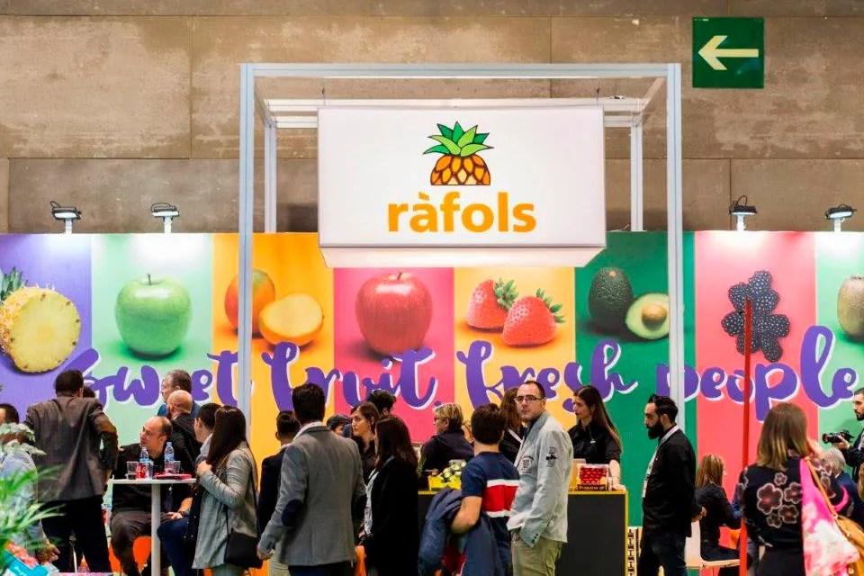 Fruits Ràfols en Fruit Attraction