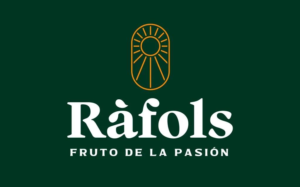 Logo Ràfols verde