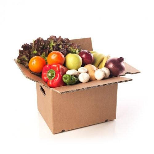 Envío de fruta y verdura