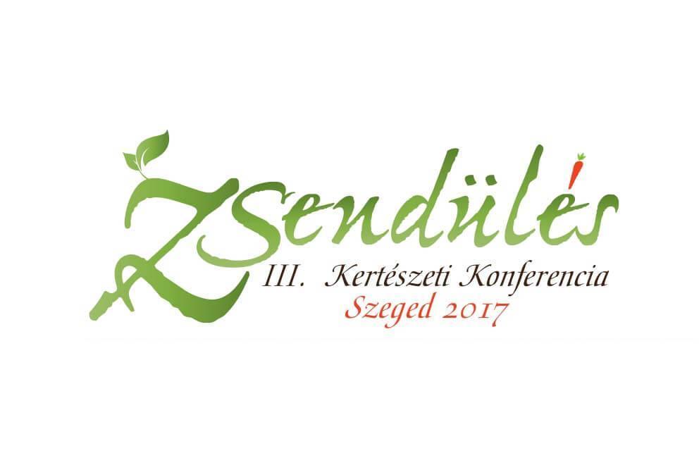 Zsendülés III. Kertészeti Konferencia Szegeden