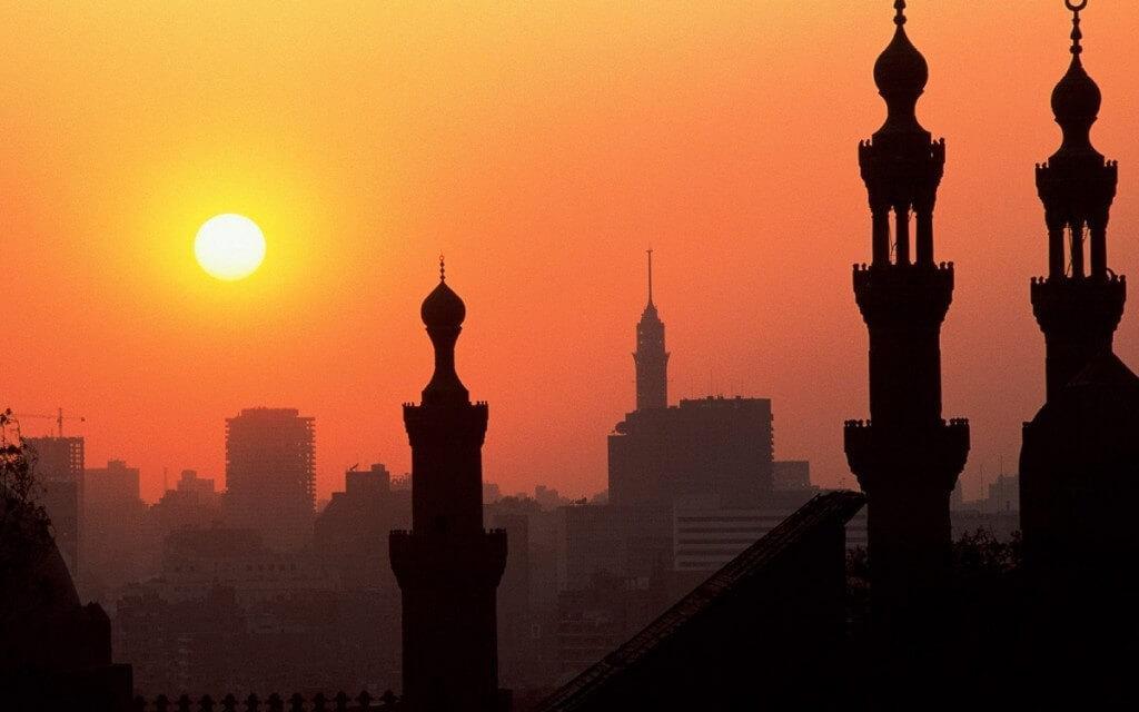Üzleti kapcsolatok Egyiptomban