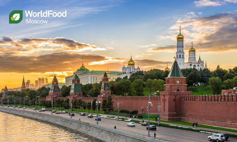 WorldFood Moszkva 2018