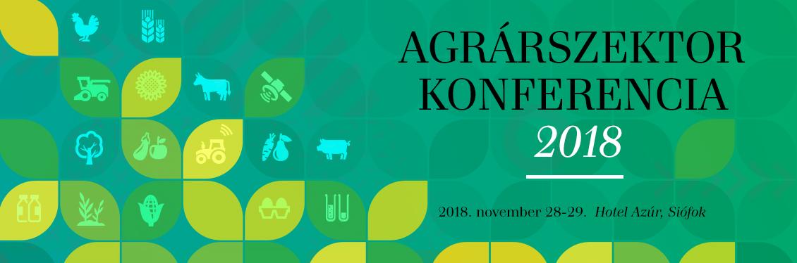 Agrárszektor konferencia