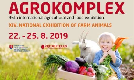 46. AGROKOMPLEX Nemzetközi Mezőgazdasági és Élelmiszeripari Vásár