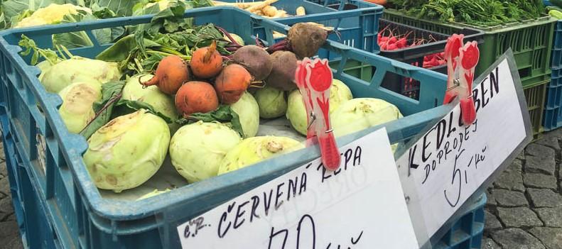 A cseh gazdálkodók szövetsége a helyi termelésű zöldségek és gyümölcsök áfájának csökkentését kéri