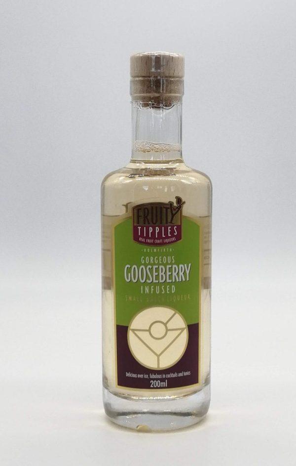 image of gooseberry fruity tipples premium cocktail liqueurs