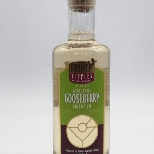 image of gooseberry fruity tipples premium cocktail liqueurs