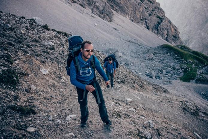 Zugspitze Tour AUG 2014-15