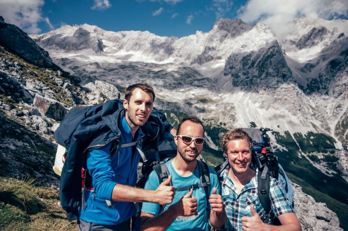 Zugspitze Tour AUG 2014-4