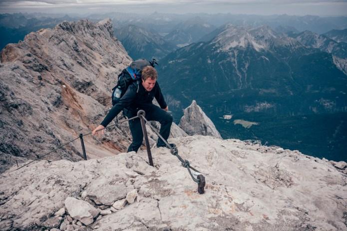 Zugspitze Tour AUG 2014-43