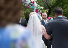 groom gets emotional seeing bride for the first time