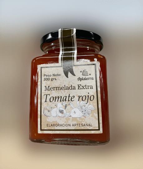 MERMELADA TOMATE ROJO 300G APISIERRA