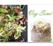 Mix semi della natura per insalate,muesli e yogurt