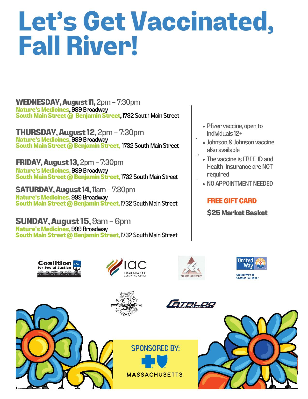 Vaccinate Fall River