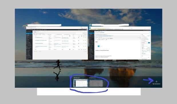 Virtuelle Skrivebord
