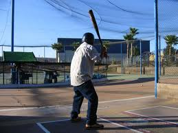 Used Batting Cage