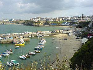 Newquay, Cornwall