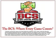 BCS Every Game Counts