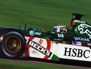 Eddie Irvine, Indianapolis, 2002