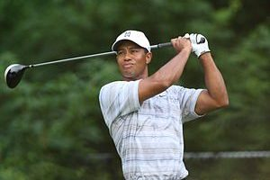 Tiger Woods in 2007