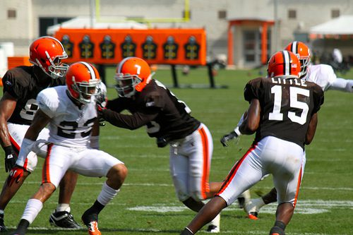 Cleveland Browns Training Camp photo