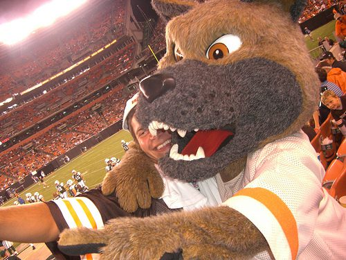 Cleveland Browns photo