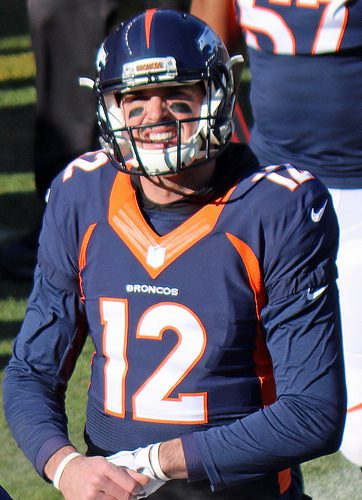 Paxton Lynch photo
