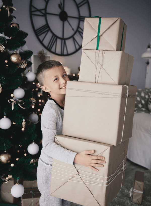 The Ultimate Christmas Gift Guide | Boys Age 6-8