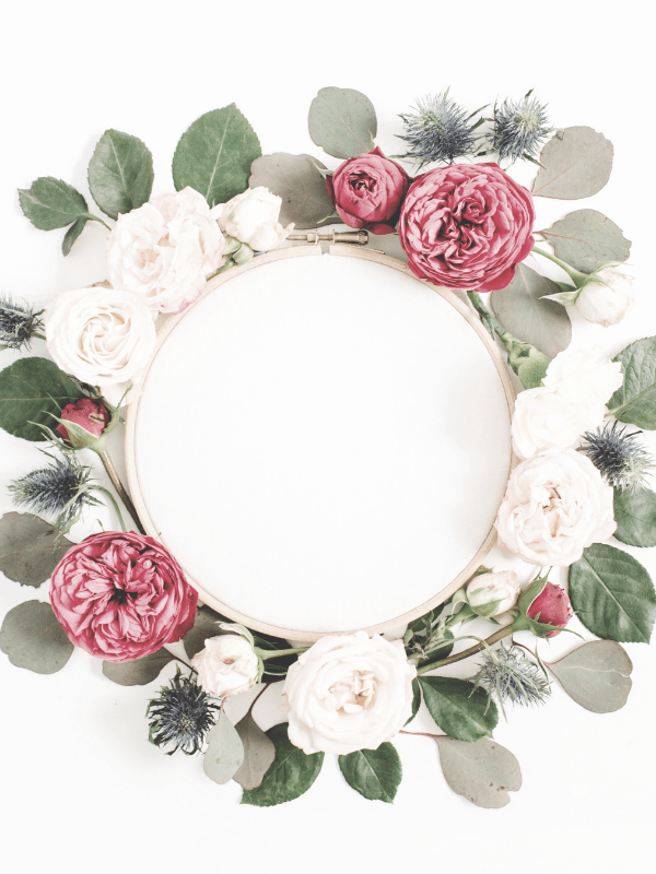 Beautiful Embroidery Hoop Decor | You'll Want For Every Room in Your Home
